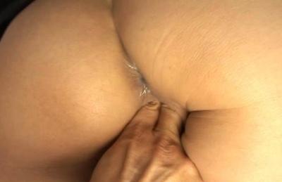 Innocent looking milf Rika Sakurai gets merciless anal banging