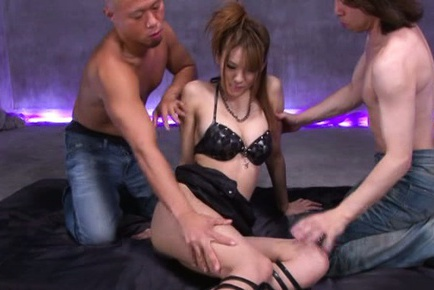 Excited girl kyoka usami amazing blowjob