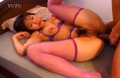 Stunning Japanese sweetheart Takako and Saki enjoys anal play