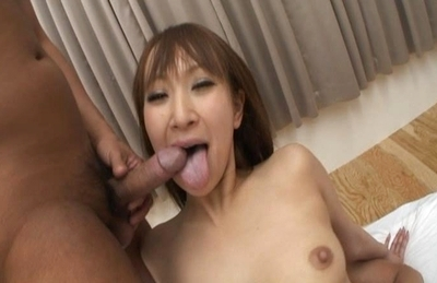 Glorious bombshell Anna Mizukawa gets pleasure of anal sex