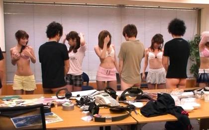 Glorious Asian bombshell Mirai Haneda gets anal banged by black guy