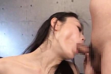 Amazing anal sex lover Kyoko Nakajima gets banged extremely hard