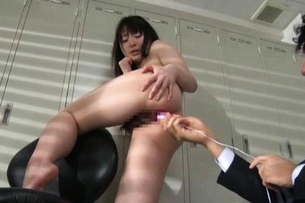 Rough anal fuck for horny Asian Nozomi Hazuki